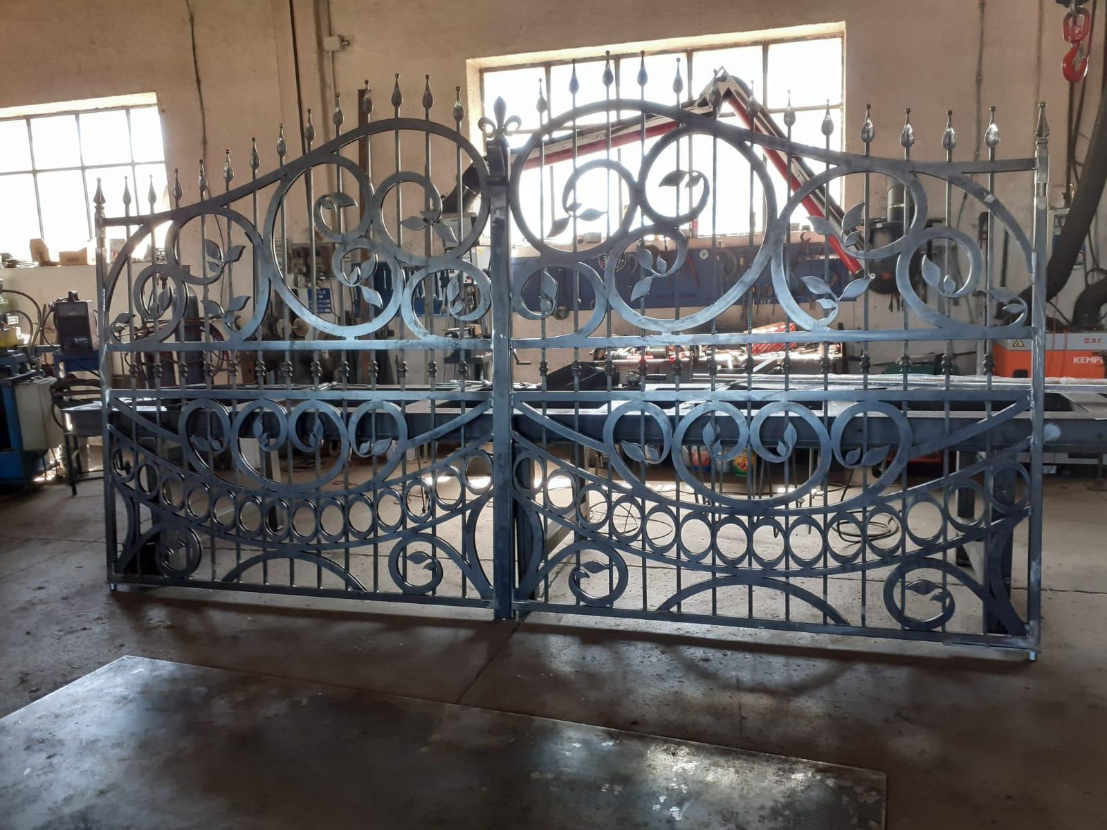 lavorazioni in ferro Rieti